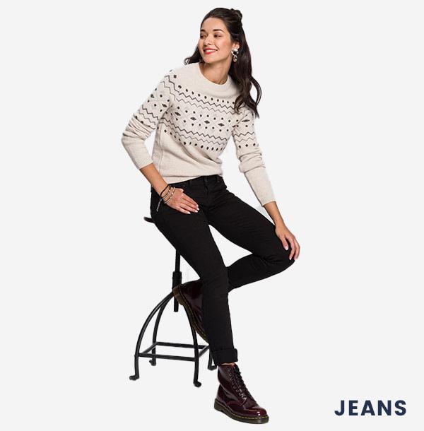 Modische Jeans online bei Ackermann bestellen